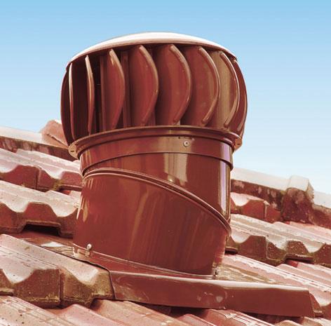 Perth Whirlybirds Roof Ventilation Edmonds